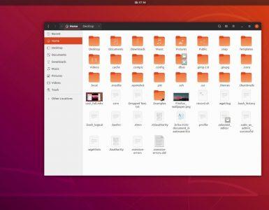 Konfiguracja Ubuntu 18.04 po instalacji